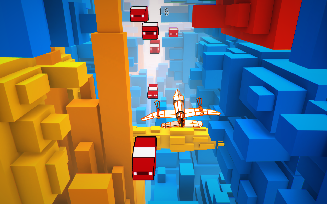 screenshot 1 Voxel Fly content image