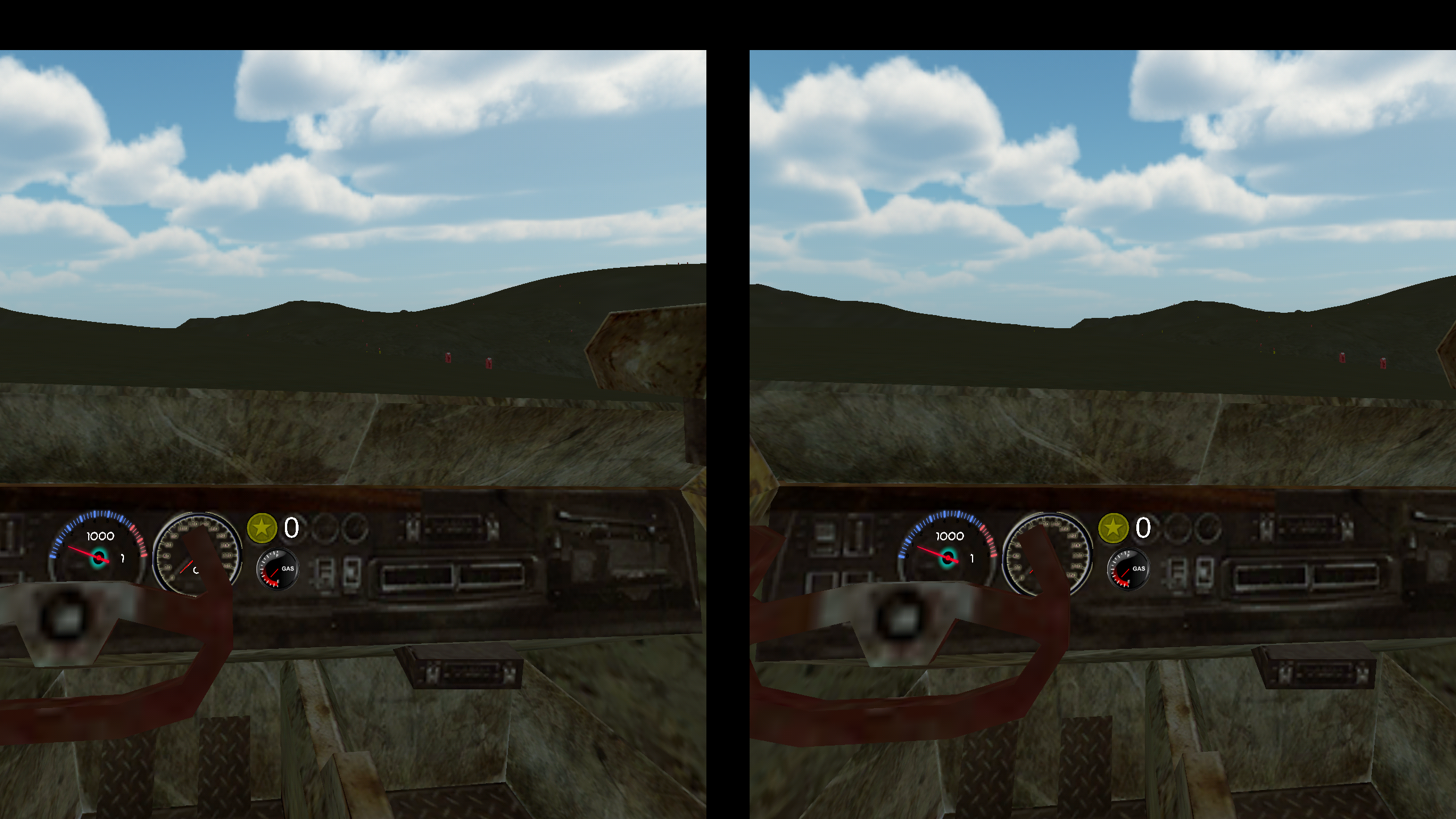 screenshot 2 HILL DRIVER VR content image