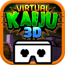 Значок продукта в Store MVR: Virtual Kaiju 3D