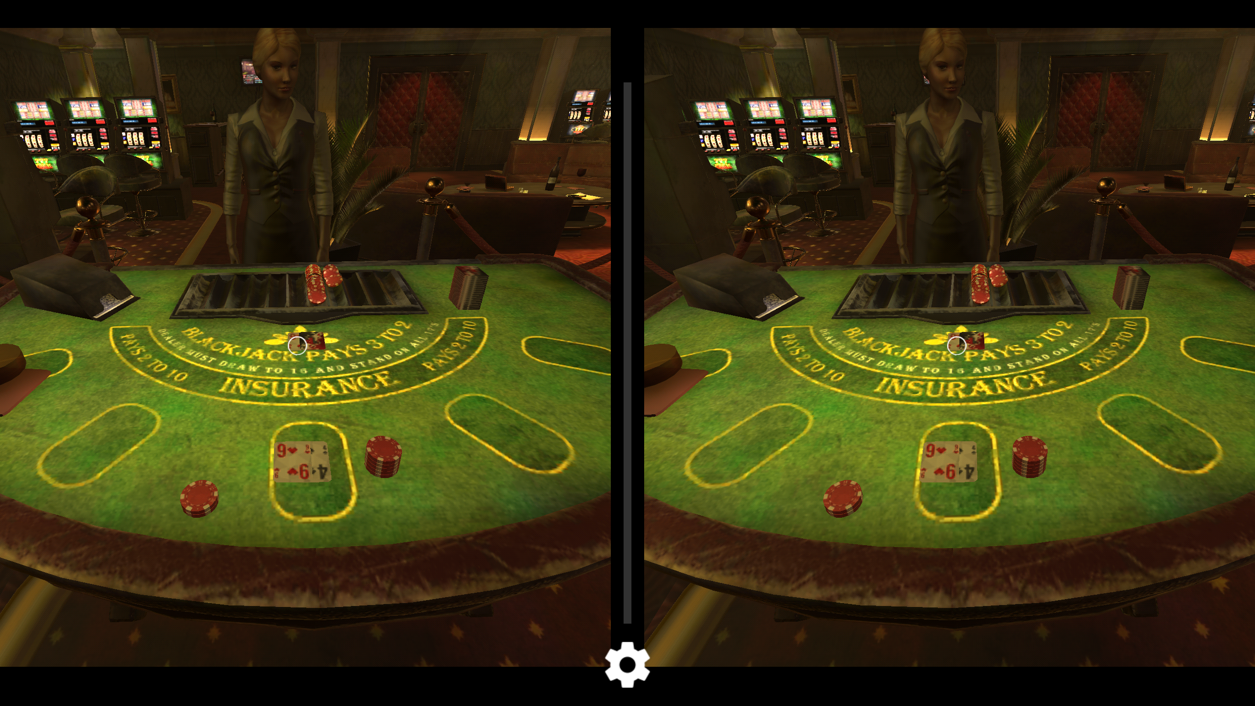 screenshot 1 Blackjack VR content image