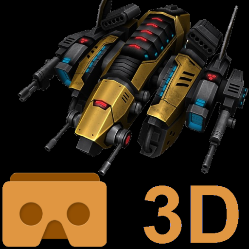 Значок продукта в Store MVR: Cardboard 3D VR Space FPS game